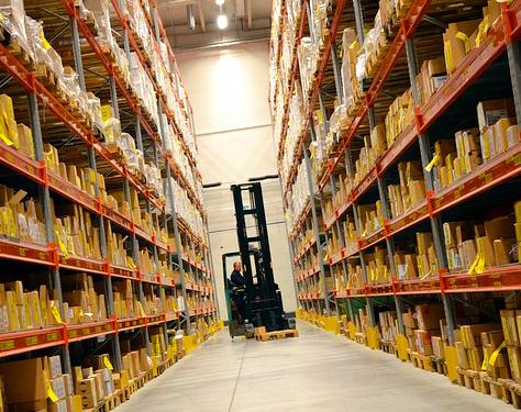 logistica y suministros industriales
