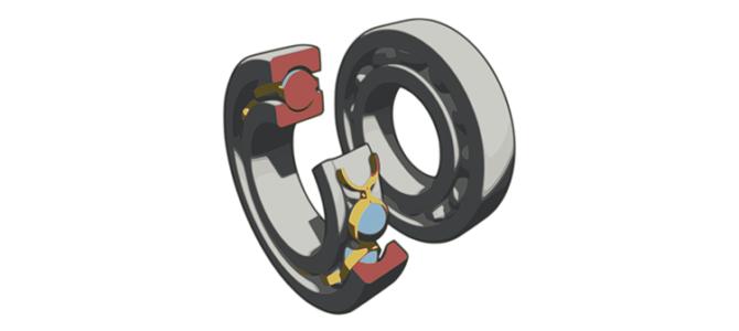 Rodamientos, unidades y soportes
